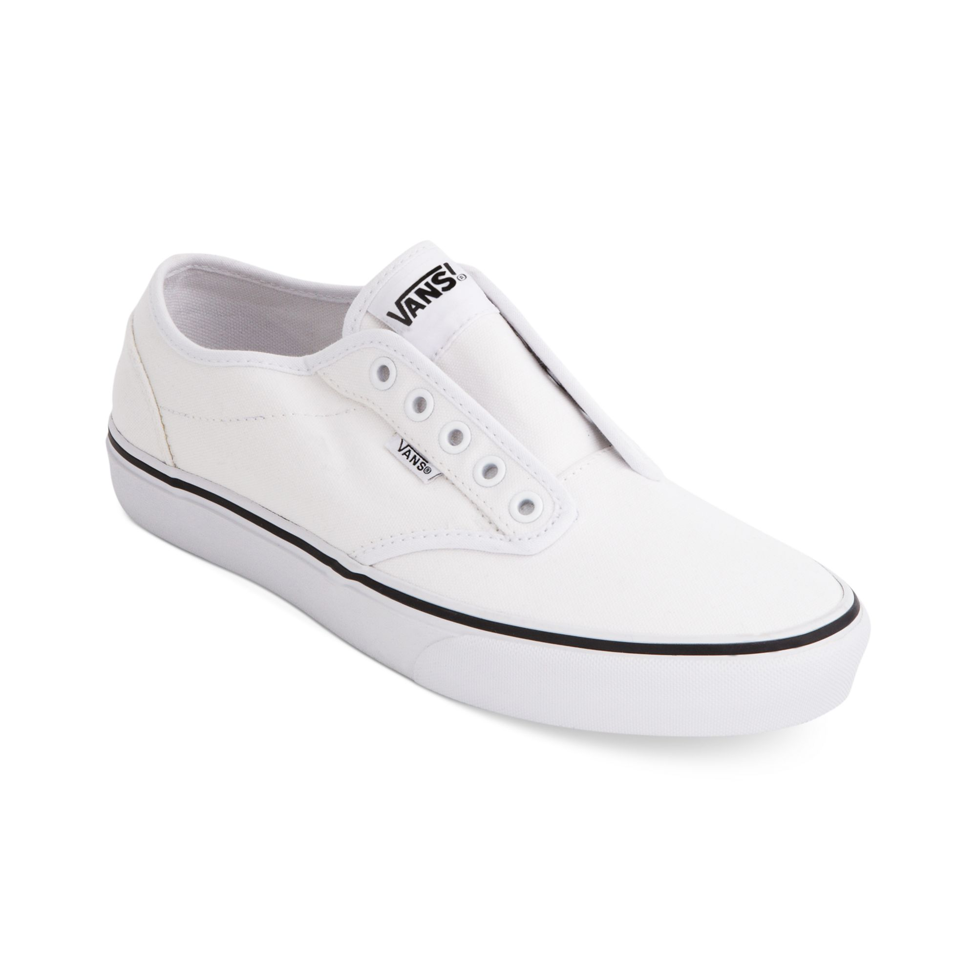 vans atwood slip-on sneaker - mens