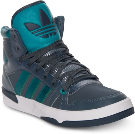 adidas court pro casual sneakers in gray for men grey