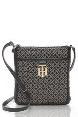 Tommy Hilfiger Monogram Crossbody - Lyst
