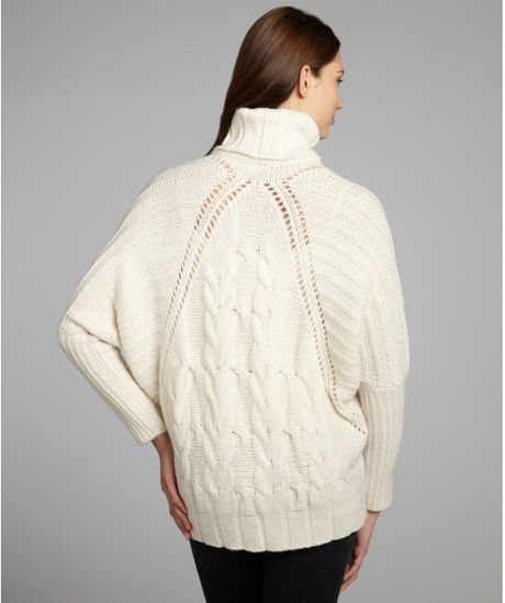 Winter White Cashmere Sweater Winter White Cashmere