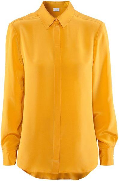 Yellow Mustard Blouse 105