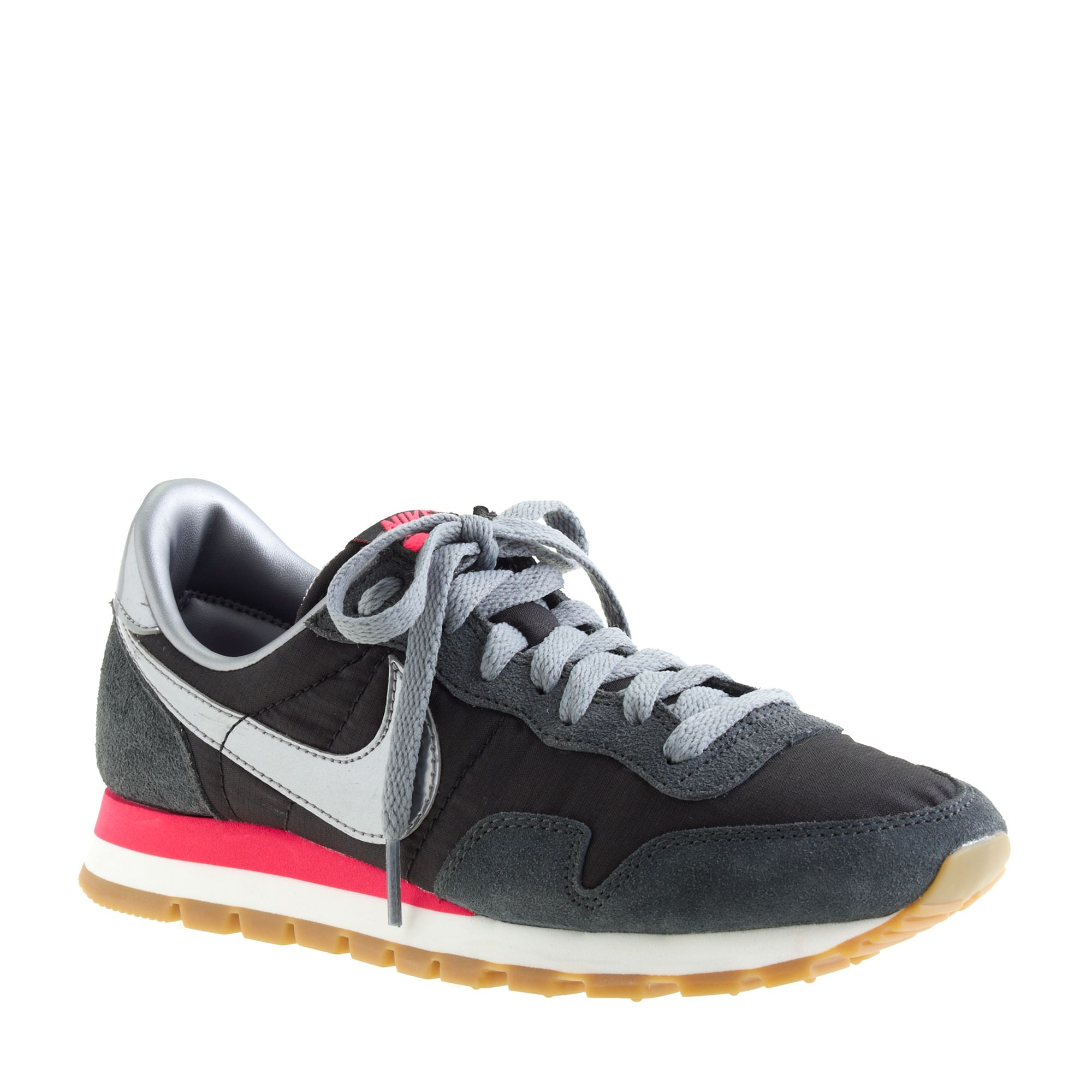 J.Crew Nike Vintage Collection Air Pegasus 83 Sneakers in Black - Lyst 0cbc78f1f9