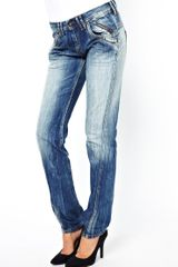 Pepe Jeans Boyfriend Jean with Cinch Back - Lyst