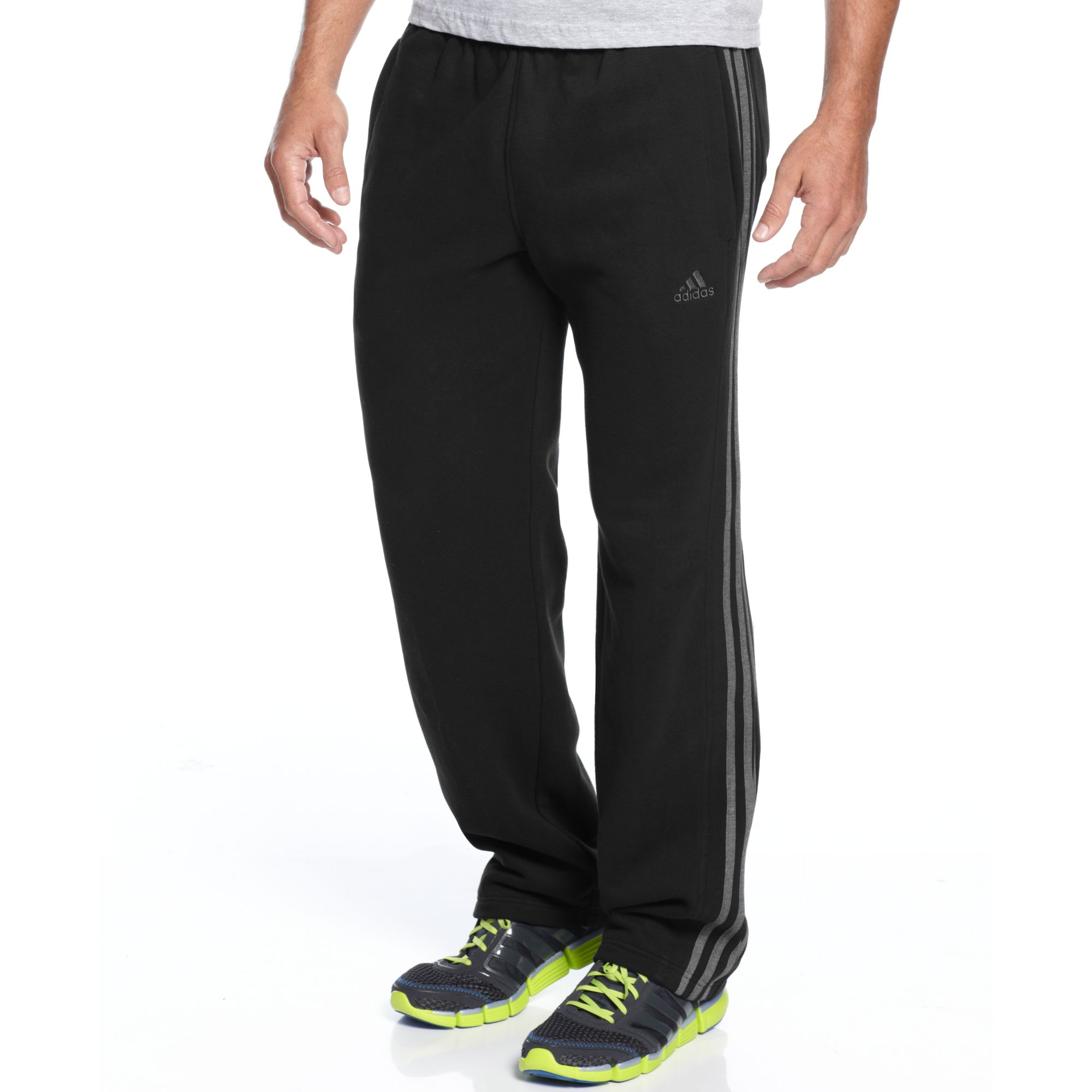 855a63ff7d Lyst - Adidas Go Route Pants in Black for Men
