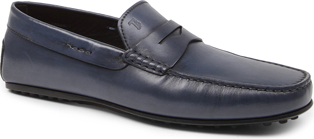 7929f873d9b Gallery. Previously sold at  Selfridges · Men s Penny Loafers Men s Tods ...