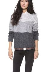 Marc By Marc Jacobs Connolly Stripe Sweater - Lyst