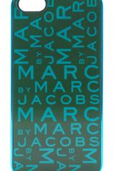 Marc By Marc Jacobs Mbmj New Jumble Lenticular Iphone 5 Case - Lyst