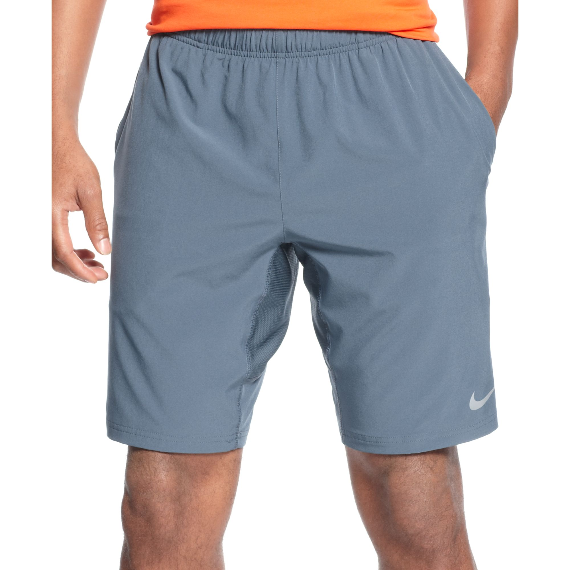 f3441d0bfb4c Lyst - Nike Gladiator Drifit Tennis Shorts in Blue for Men