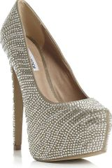 Steve Madden Dyvinal Hidden Platform Court Shoes - Lyst