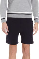 Thom Grey Polo Collar Sweater - Lyst