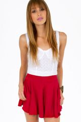 Tobi Playday Shorts - Lyst