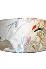 Uroco Obi Belt Japanese Snow Birds - Lyst