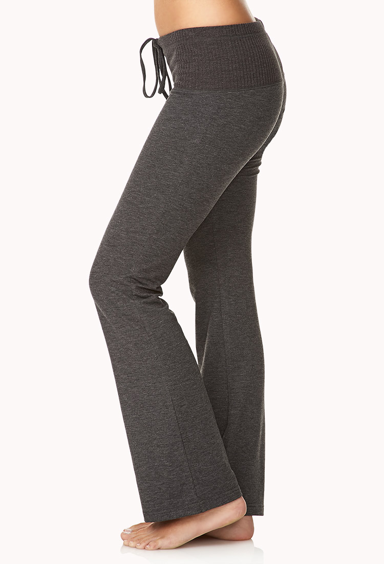 Lyst Forever 21 Lounge Pants In Gray
