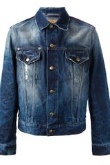 McQ by Alexander McQueen Buttoned Jacket - Lyst