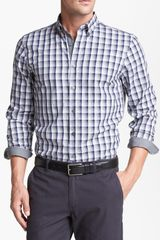 Michael Kors Fleming Check Regular Fit Sport Shirt - Lyst