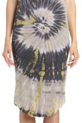 Raquel Allegra Shell Tank Dress - Lyst