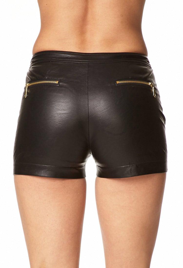 PAIGE Catalina Stretch Denim Cut-Off Shorts in White - Lyst