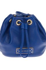 Marc By Marc Jacobs Mini Draw String Pouchette - Lyst
