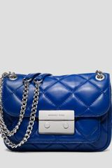 Michael by Michael Kors Shoulder Bag Sloan Small Quilted - Lyst