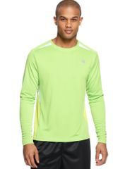New Balance Momentum Long Sleeve T Shirt - Lyst