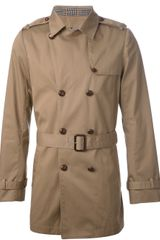 Paul & Joe Trench Coat - Lyst