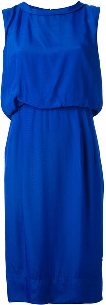 Peter Jensen Sleeveless Dress - Lyst