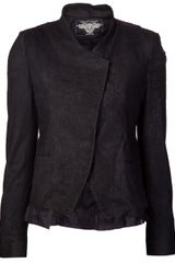 Tuesday Night Band Practice Cropped Jacket - Lyst