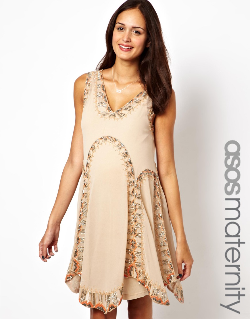 c4b19be64ed54 Maternity Dresses Asos