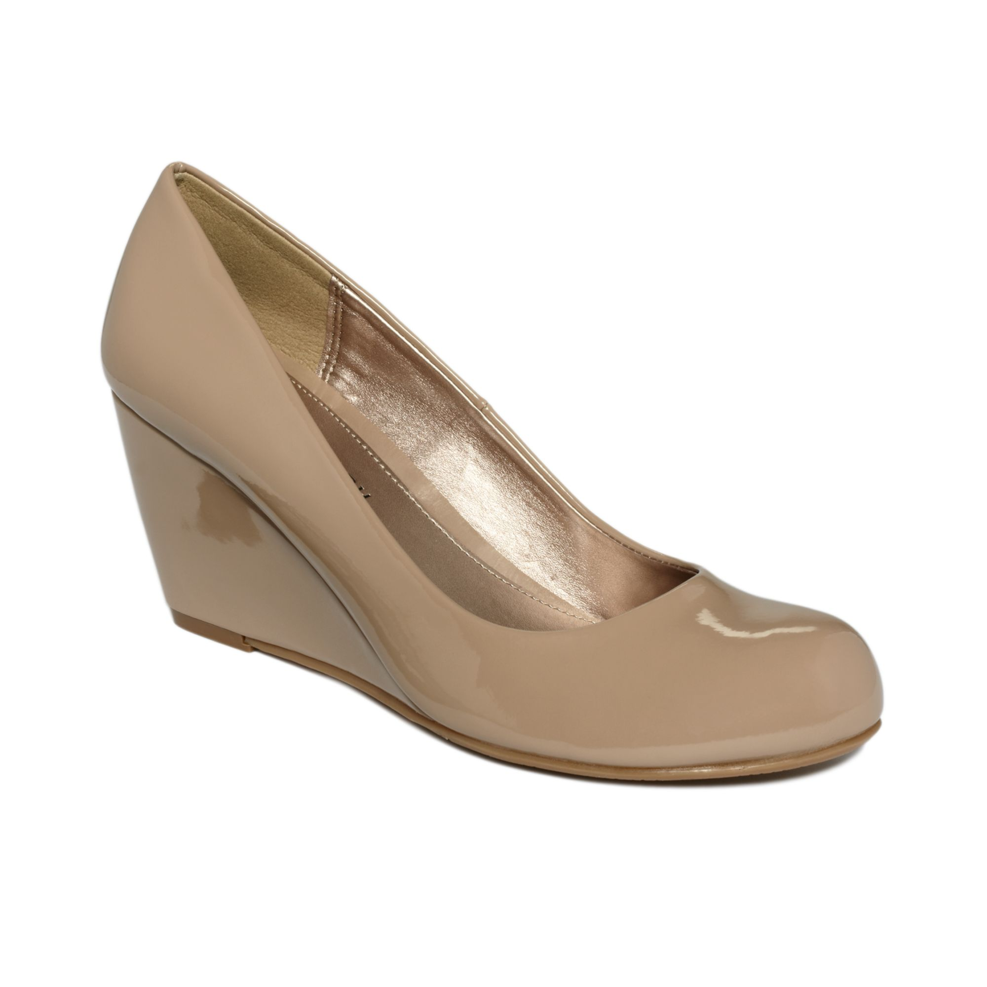Chinese Laundry Cl By Laundry Shoes Nima Wedges in Beige