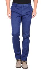 Incotex Casual Pants - Lyst