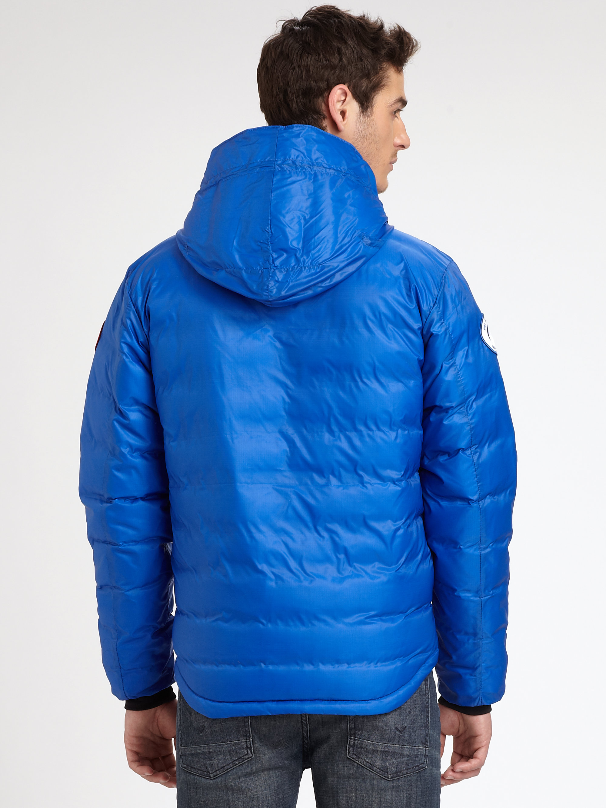 Canada Goose kensington parka sale cheap - Canada goose Pbi Lodge Hoody in Blue for Men (ROYAL BLUE) | Lyst