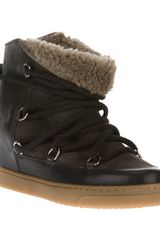 Isabel Marant Nowles Snow Boot - Lyst