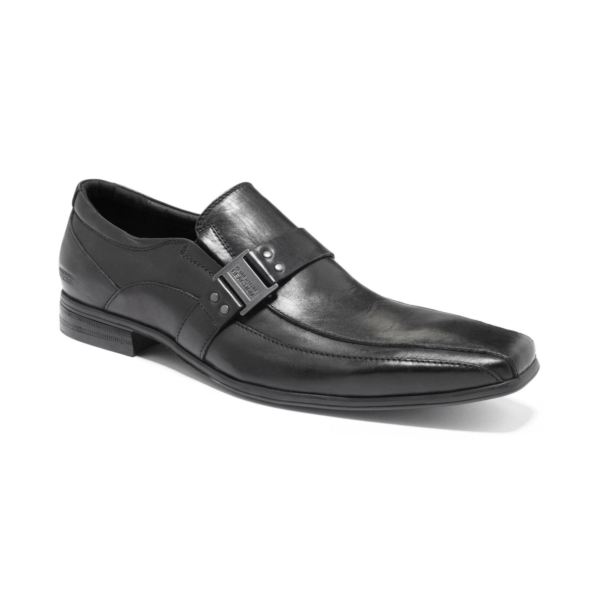 Kenneth Cole Reaction Men S Shoes Black