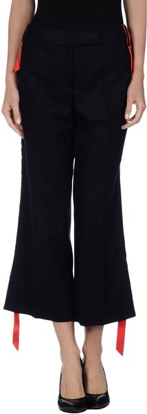 Paul Smith Blue 34length Trousers - Lyst