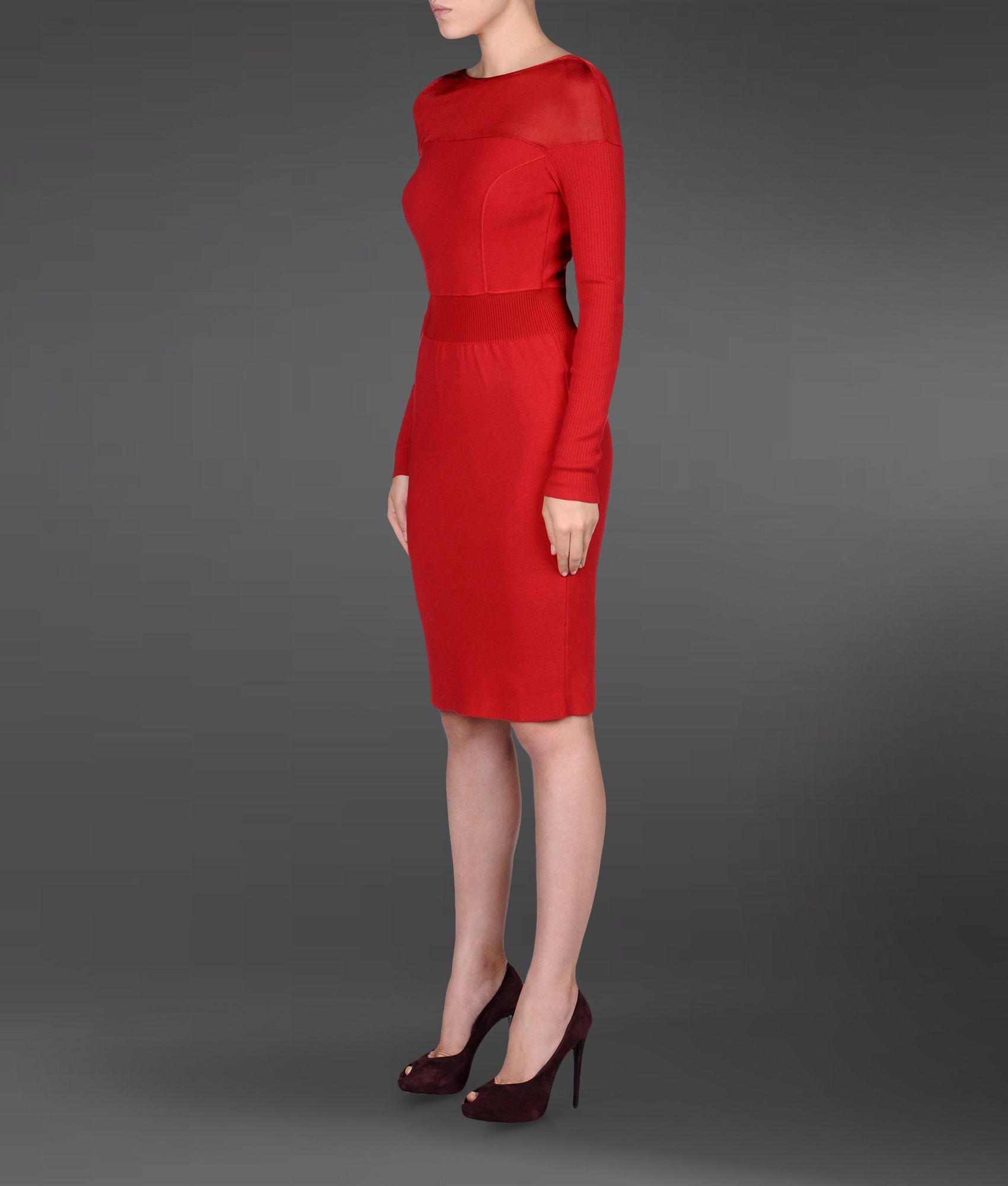 DRESSES - Short dresses Emporio Armani o4zHY