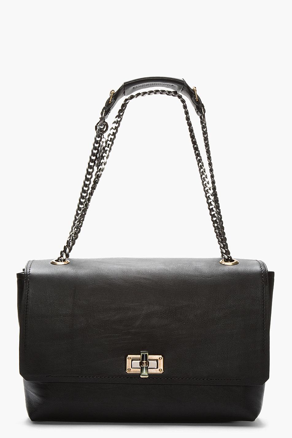 95d6af554a08ab Black Leather Shoulder Bag Strap | Stanford Center for Opportunity ...
