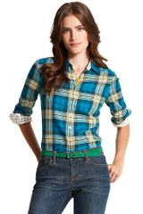 Tommy Hilfiger Multi Check Shirt - Lyst