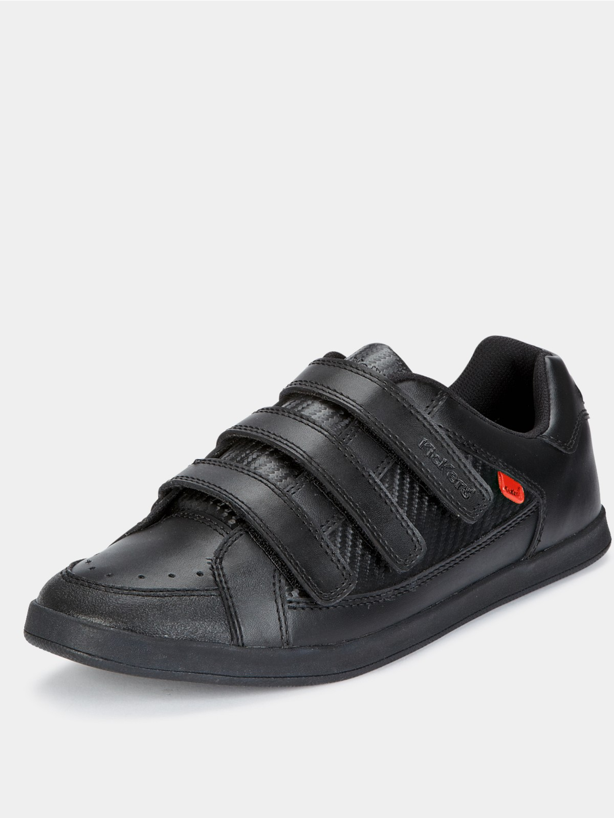 kickers kickers menilla mens shoes in black for