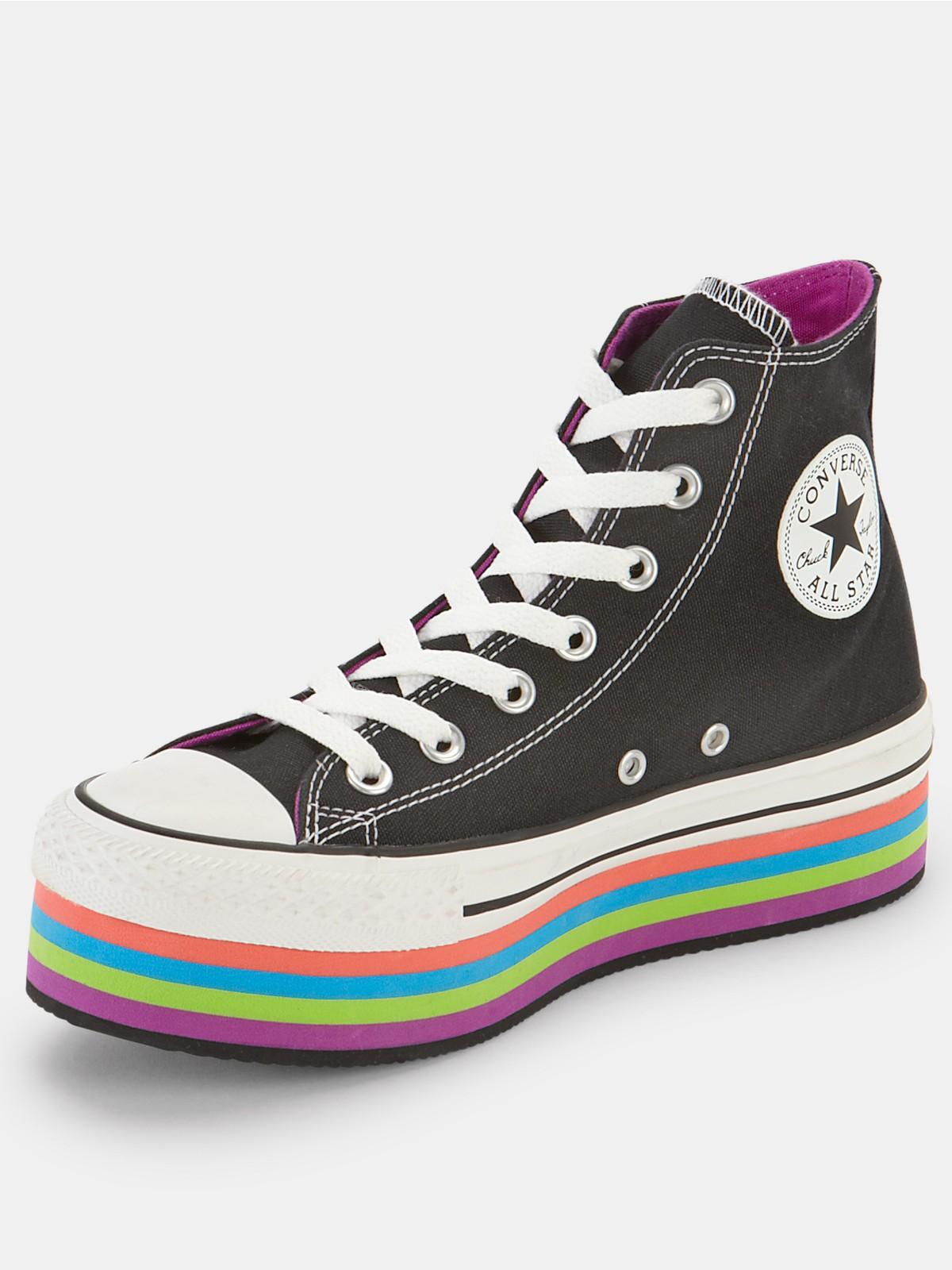 Converse All Star Shoe Grey White