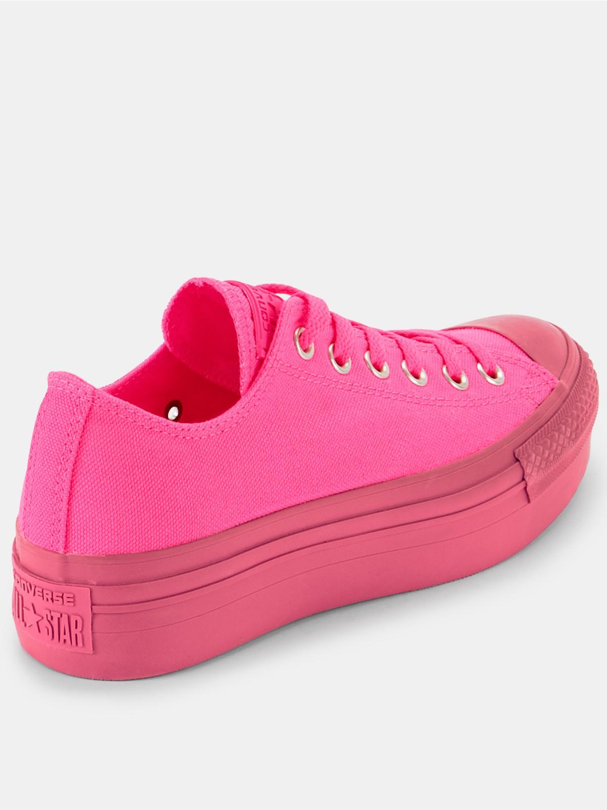 Converse Chucks Neon Pink Conversechucksdamensale De