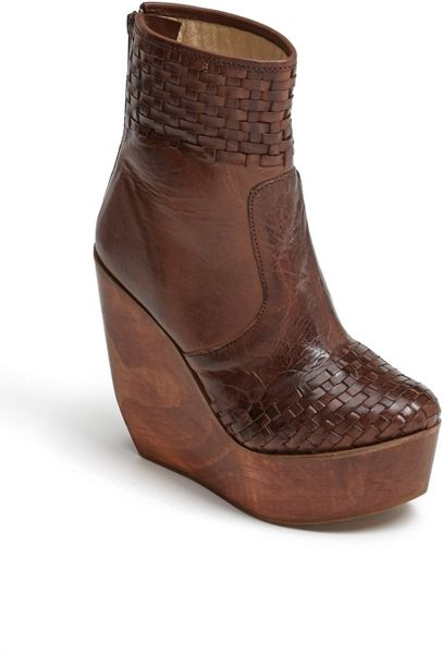 bed stu wales boot in brown lyst