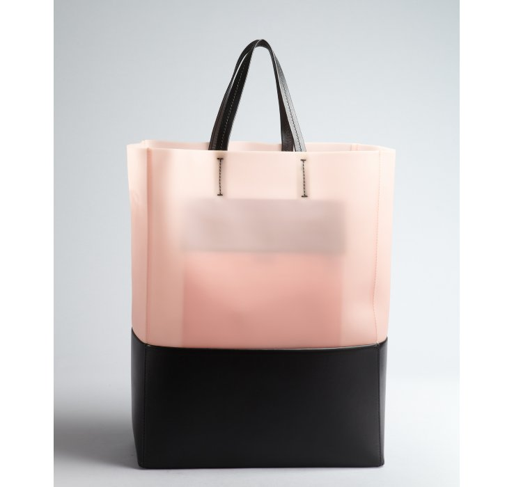 celine pink patent leather handbag