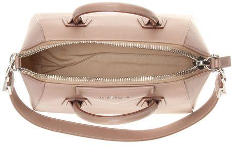 Givenchy Small Antigona Leather Tote in