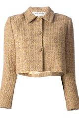 Guy Laroche Vintage 80s Short Jacket - Lyst