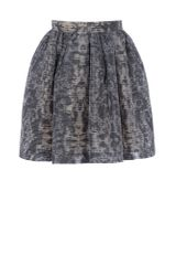 Honor Mini Skirt - Lyst