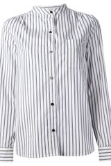 Marc By Marc Jacobs Striped Shirt - Lyst