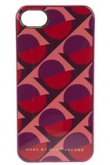 Marc By Marc Jacobs Etta Print Phone Case - Lyst
