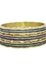 Nak Armstrong Scalloped Bangle - Lyst