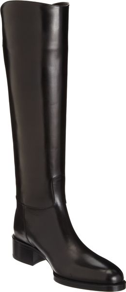Sartore Back Strap Riding Boot - Lyst