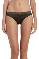 Stella McCartney Clara Whispering Lace Bra - Lyst